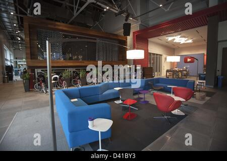 youtube office space. Feb. 19, 2013 - Los Angeles, California (CA, USA Liam Youtube Office Space