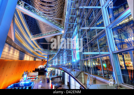 International Forum in the Ginza District of Tokyo, Japan. - Stock Photo