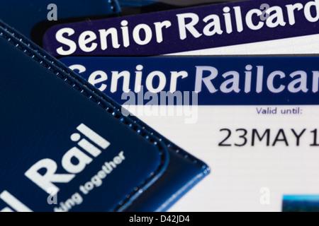 how to buy a senior citizen railcard