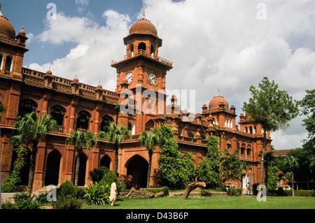 Punjab University, Lahore, Punjab, Pakistan - Stock Photo