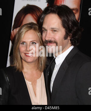 Paul Rudd and his wife...