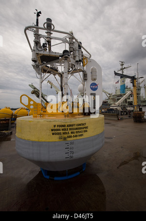 Salinity Processes in the Upper Ocean Regional Study (SPURS) (201209040002HQ) - Stock Photo