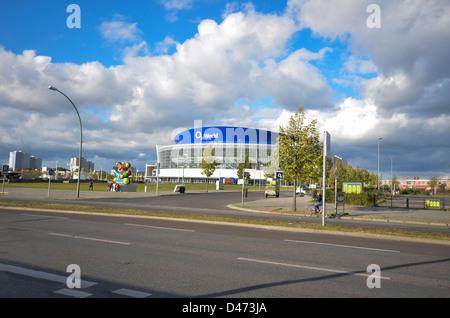 The O2 World Arena, Berlin, Germany - Stock Photo
