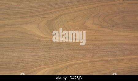 Section of Laminated floor cut out white background - Stock Photo