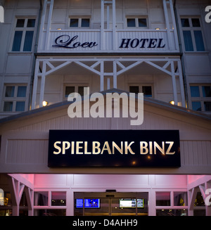 binz casino