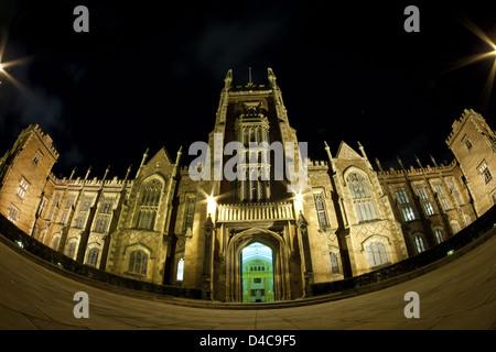 Queens University Belfast QUB - Stock Photo