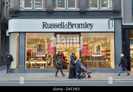 Russell And Bromley Shoe Shops Uk