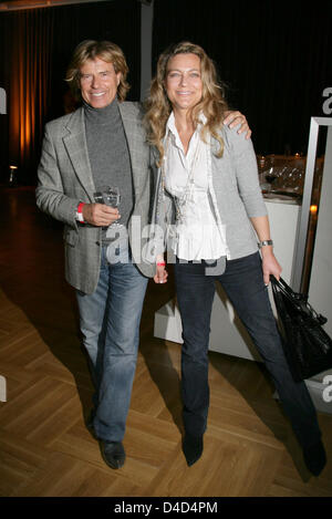 Hinterseer Berlin austrian singer hansi hinterseer and his are pictured at the