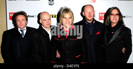 London, UK. 12th March 2013. The London Gala Screening of VINYL at the Empire Leicester Square London. Credit:  - Stock Photo