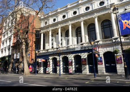 Garrick Theatre in Charing Cross Road, London. - Stock Photo