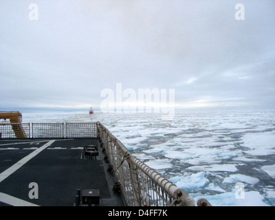 U S Canada Fourth Joint Mission To Map The Continental Shelf In The Arctic Ocean