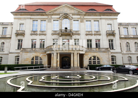 Berlin, Germany, Federal Ministry of Economics and Technology - Stock Photo