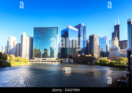 Chicago Illinois River North Downtown North State Street Public House Stock Photo 77006515 Alamy