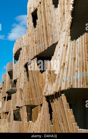 Residence Iode, Palavas Les Flots, Herault,Languedoc Roussillon,France - Stock Photo