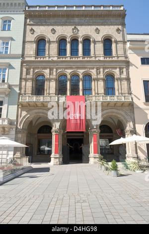 Palais Ferstel - Stock Photo