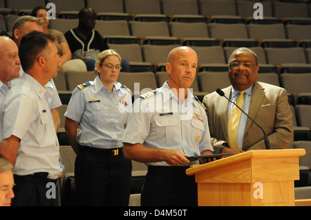 City of Mobile, Ala., proclamation - Stock Photo