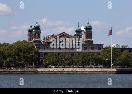 Ellis Island Immigration Inspection Station