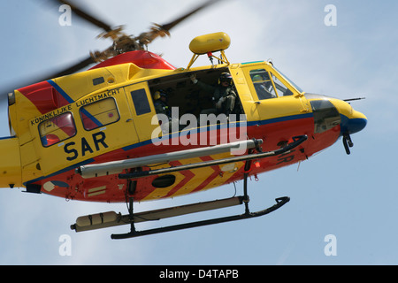 Royal Air Force AB412 Helicopter Stock Photo Royalty Free Image 47487332