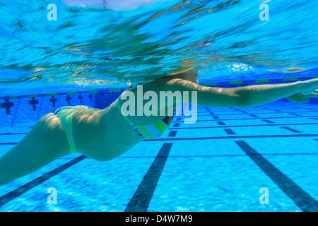 Midsection Of Woman In Bikini Stock Photo Royalty Free Image 38251534 Alamy