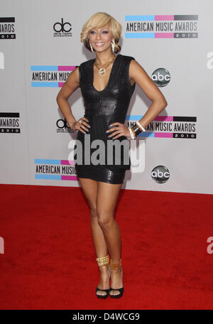 faba0c7556 ... US singer Keri Hilson arrives for the 38th Annual American Music Awards  in Los Angeles
