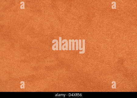 genuine suede leather textured background a luxurious soft material made from animal skin and used in quality clothing - Stock Photo