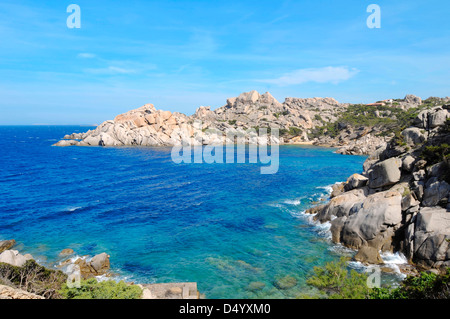 Capo Testa Sardinia - Stock Photo