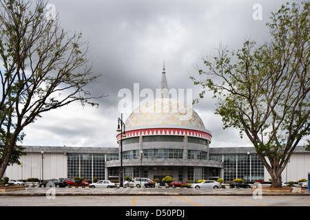The Royal Regalia Museum of Brunei's capital Bandar Seri Begawan - Stock Photo