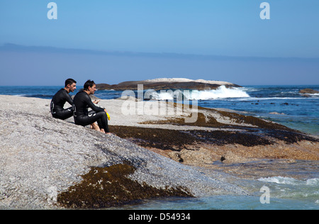 Locals Swimming In Camps Bay Tidal Pool In Cape Town South Africa Stock Photo 54912273 Alamy