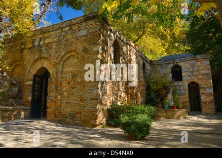 Meryemana Shrine Virgin Mary Ephesus Turkey Kusadasi Stock ...