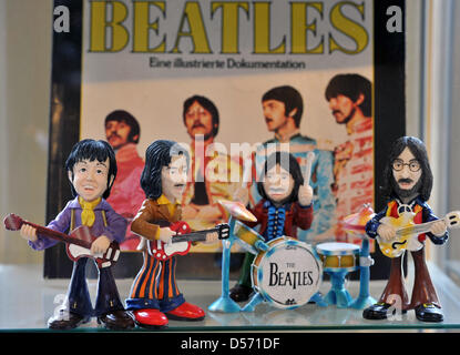 The Beatles Sgt Peppers Lonely Hearts Club Band Album On