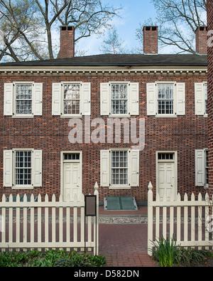 New Hall Military Museum, Philadelphia, Pennsylvania, USA - Stock Photo