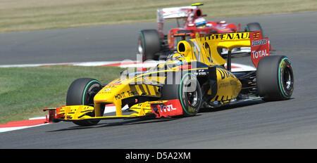 Rennfahrer Alonso
