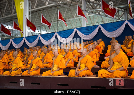 Buddhist celebration - Stock Photo