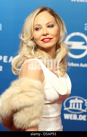 Berlin, Germany, Ornella Muti, Actress - Stock Photo