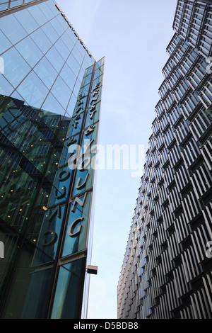 Ernst & Young Offices on More London Place, SE1, London, UK. - Stock Photo