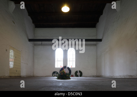 Berlin, Germany, Memorial Center - Stock Photo