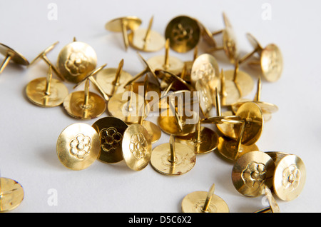 Drawing pins - Stock Photo