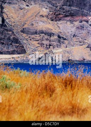 Roque de la Bonanza, Hierro, Canary Islands, Spain - Stock Photo