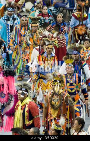 2005 Powwow - Stock Photo
