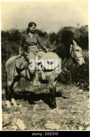 Emma Reh (1896-1982) - Stock Photo