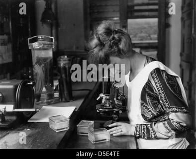 Ruth Colvin Starrett McGuire (1893-1950) - Stock Photo