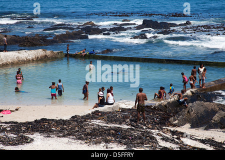 Natural Swimming Pools On The Beach Of Leca Da Palmeira Which Is Stock Photo 95599199 Alamy