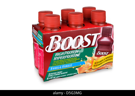 Dietary, Nutritional Supplement, Meal Replacement - Stock Photo