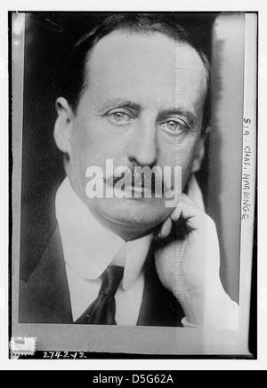 Sir Chas. Hardinge (LOC) - Stock Photo
