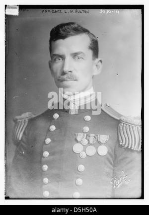 Adm. L.M. Nulton (LOC) - Stock Photo