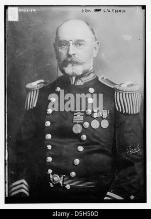 Adm. E.W. Eberle (LOC) - Stock Photo