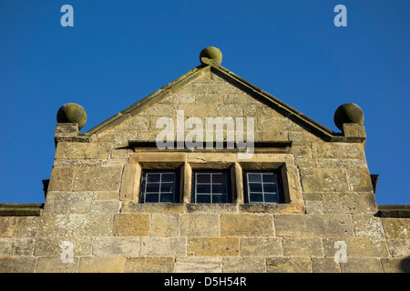 Mount Grace Priory, North Yorkshire. - Stock Photo