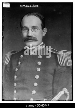 Capt. Jos. L. Jayne (LOC) - Stock Photo