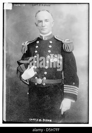 Capt. H.O. Dunn (LOC) - Stock Photo