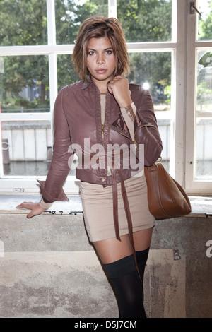 Indira Weis Mercedes-Benz Fashion Week Berlin Spring ...